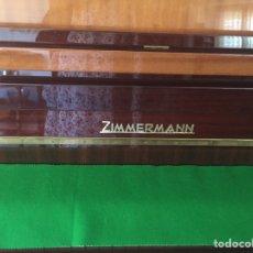 Instrumentos musicales: PIANO VERTICAL ZIMMERMAN. Lote 188826978