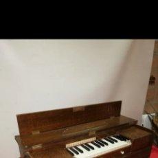 Instrumentos Musicais: IMPRESIONANTE ORGANILLO ECLESIÁSTICO DE MANIVELA CIRCA 1820. Lote 189140942