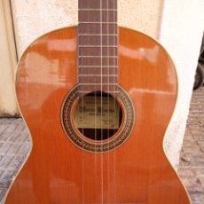 Instrumentos musicales: GUITARRA ESPAÑOLA VICENTE SANCHÍS. Lote 189571057