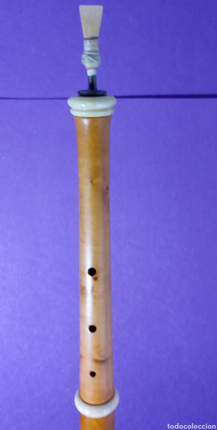 Instrumentos musicales: Tarota. Madera de boj. - Foto 4 - 189616875