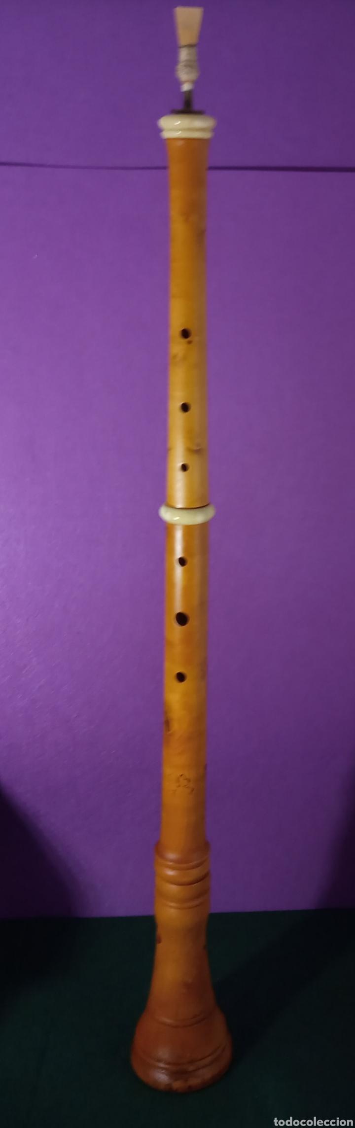 TAROTA. MADERA DE BOJ. (Música - Instrumentos Musicales - Viento Madera)