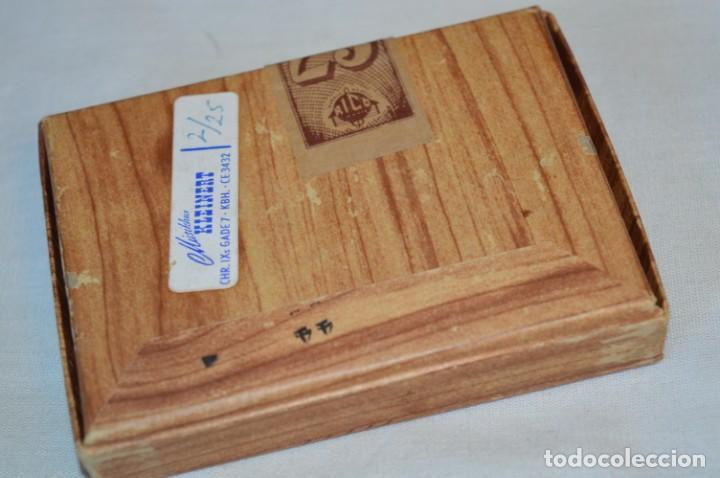 Instrumentos musicales: Vintage, Caja de 22 CAÑAS SAXOFÓN - Eb ALTO / Style D1 / - SAXOPHONE REEDS - RICO Made in USA ¡Mira! - Foto 3 - 189674030