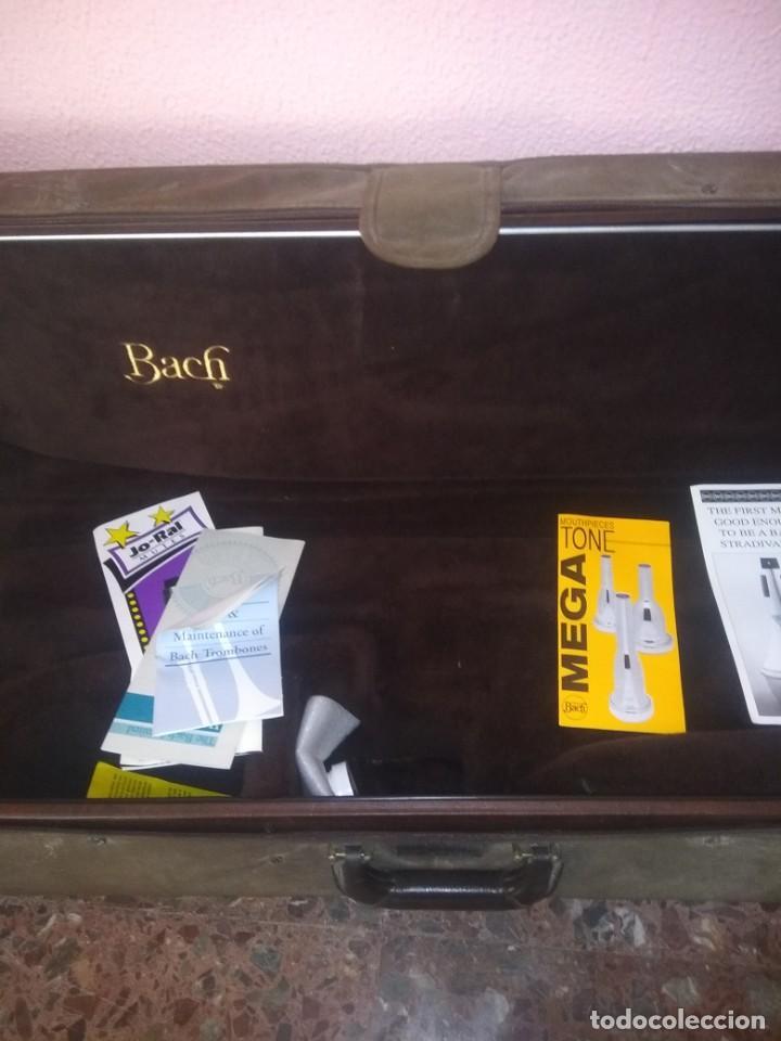 Instrumentos musicales: maleta stradivarius bach - Foto 9 - 56403156