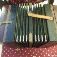 Instrumentos musicales: ANTIGUO BANDONEON. Lote 189729420