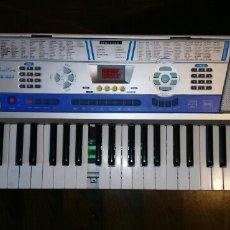 Instrumentos musicales: TECLADO ELECTRICO. PARA RESTAURAR O PIEZAS. ENVIO CERTIFICADO INCLUIDO.. Lote 189947238