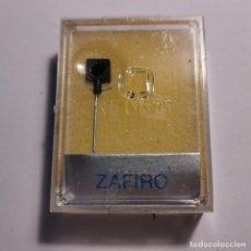 Instrumentos musicales: AGUJA TOCADISCOS ZAFIRO REULO 91 S COSMO MK-23 - NUEVA / TC-3-72. Lote 190064753