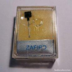 Instrumentos musicales: AGUJA TOCADISCOS ZAFIRO REULO 91 S COSMO MK-23 - NUEVA / TC-3-75. Lote 190064781