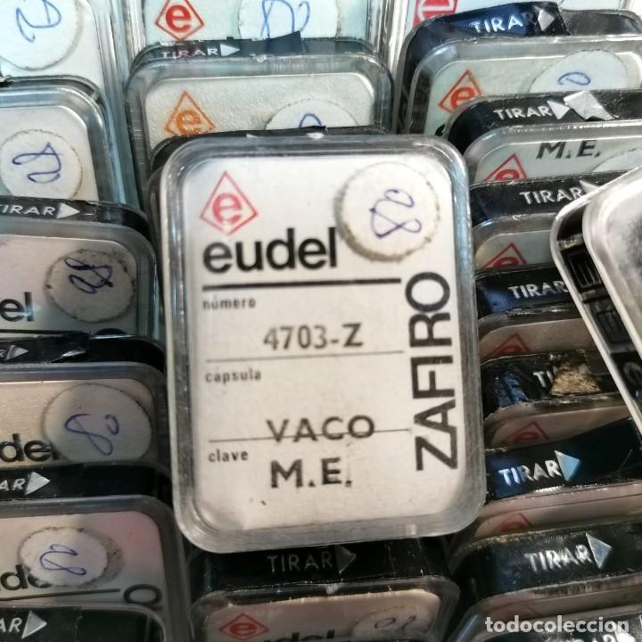 AGUJA TOCADISCOS EUDEL ZAFIRO - 4703-Z VACO M.E. - NUEVA / TC-3-189 (Música - Instrumentos Musicales - Accesorios)