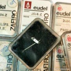 Instruments Musicaux: AGUJA TOCADISCOS EUDEL ZAFIRO - 2604-Z PHILIPS M.E. - NUEVA / TC-3-190. Lote 190151716