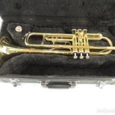 Instrumentos musicales: TROMPETA AUTENTICO INSTRUMENTO MUSICAL MARCA JÚPITER CAJA ORIGINAL . Lote 190171527