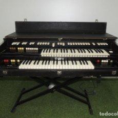 Instrumentos Musicais: ÓRGANO ELÉCTRICO ITALIANO MARCA GODWIN ¡SOLO RECOGIDA LOCAL!. Lote 190182025