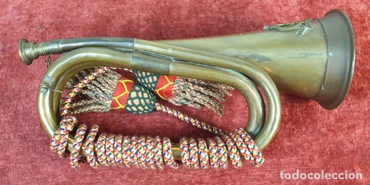 Instrumentos musicales: CORNETA DE BRASS. SPÈCIAL SERVICE GROUP. BLAK STORKS. EJERCITO PAKISTÁNI. SIGLO XX. - Foto 6 - 190195773