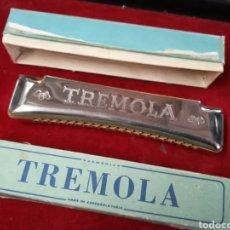 Instrumentos Musicais: VIEJA ARMONICA TREMOLA. Lote 190335728