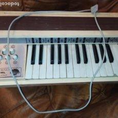 Instrumentos musicales: ÓRGANO ELECTRÓNICO NACORAL. Lote 190420692