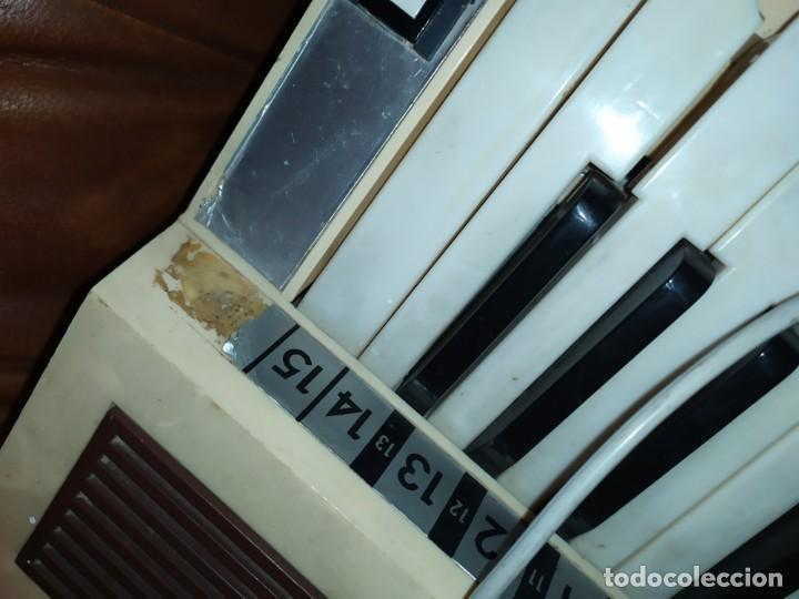 Instrumentos musicales: ÓRGANO ELECTRÓNICO NACORAL - Foto 9 - 190420692