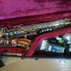 Instrumentos musicales: SAXO ALTO YAMAHA. Lote 190423331