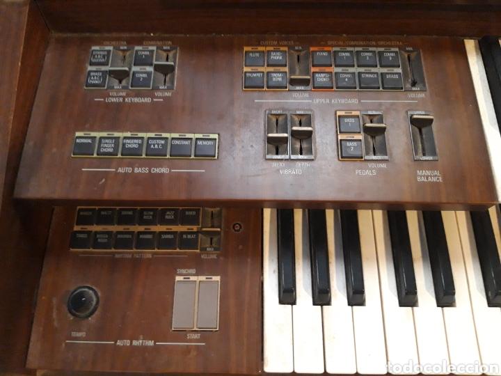 Instrumentos musicales: Órgano electone - Foto 2 - 189076606