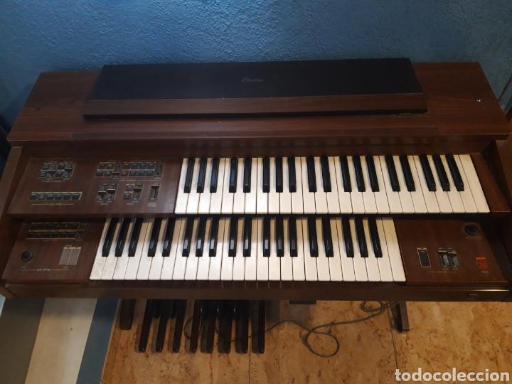 ÓRGANO ELECTONE (Música - Instrumentos Musicales - Teclados Eléctricos y Digitales)