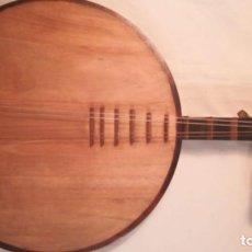 Instrumentos Musicais: GUITARRA CHINA LUNA. Lote 190591736