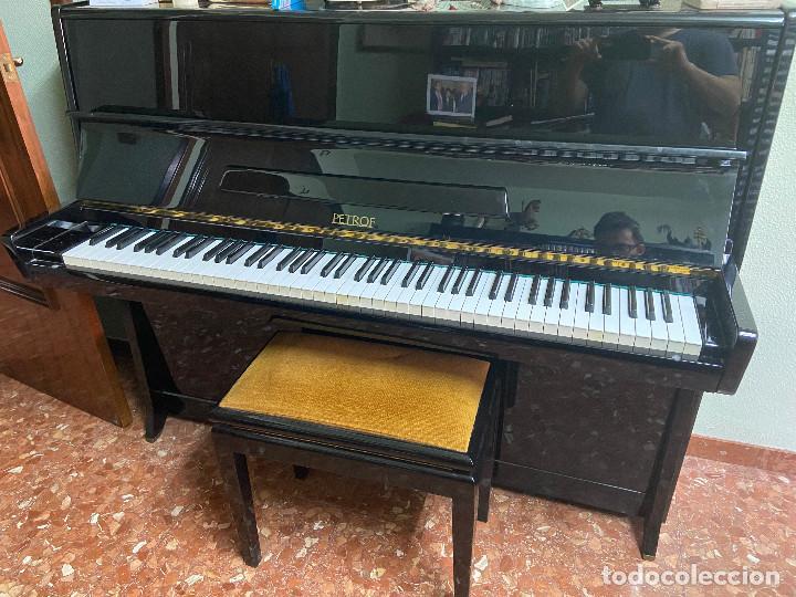 Instrumentos musicales: PIANO VERTICAL PETROF - Foto 3 - 190646440