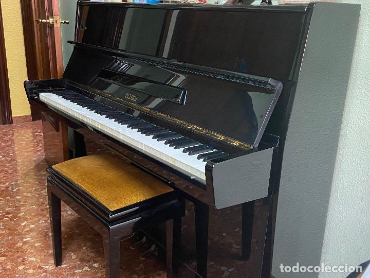Instrumentos musicales: PIANO VERTICAL PETROF - Foto 4 - 190646440
