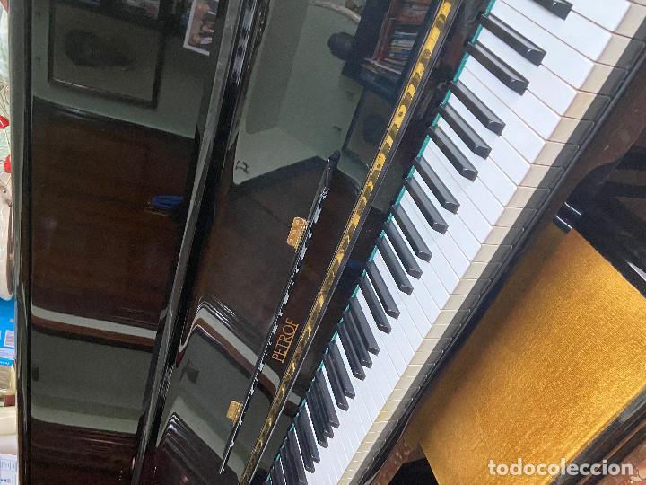 Instrumentos musicales: PIANO VERTICAL PETROF - Foto 9 - 190646440