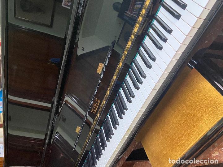 Instrumentos musicales: PIANO VERTICAL PETROF - Foto 10 - 190646440