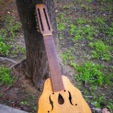 Instrumentos musicales: ANTIGUA BANDÚRRIA JUAN ESTRUCH (BARCELONA), FÁBRICA GUITARRAS.. Lote 190701650