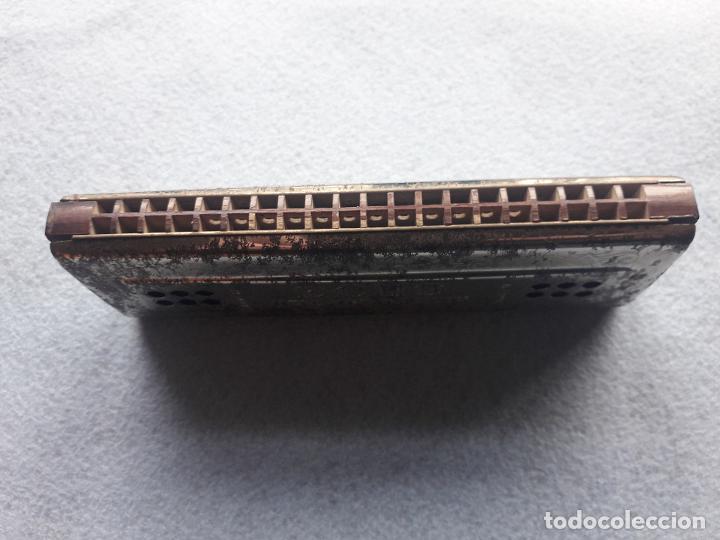 Instrumentos musicales: Armónica H.Honer. The Echo. Con caja original. Made in Germany - Foto 7 - 190751231