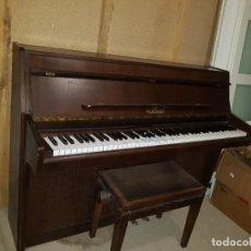 Instrumentos musicales: PIANO VERTICAL SCHIMMEL. Lote 190823270