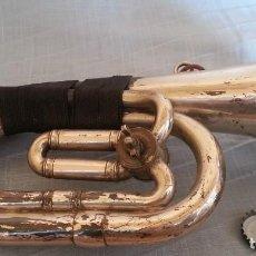 Instrumentos Musicais: CORNETA ANTIGUA. SIN BOQUILLA. MARCA CASALUNA. Lote 191042741