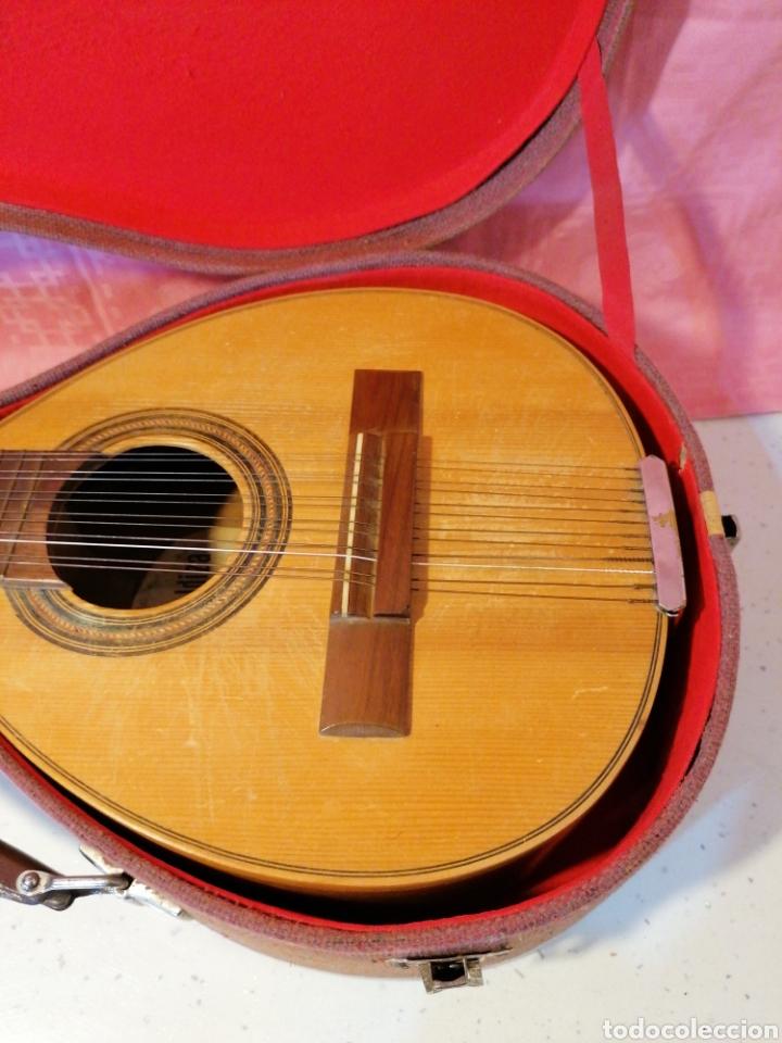 Instrumentos musicales: Bandurria con su maleta - Foto 2 - 191061661