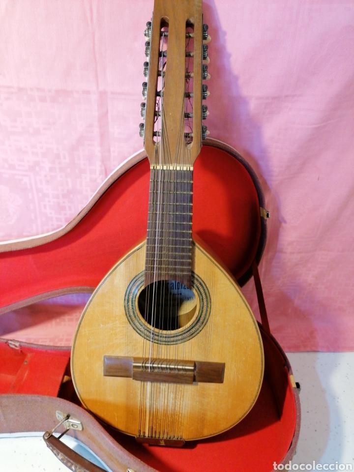 Instrumentos musicales: Bandurria con su maleta - Foto 3 - 191061661