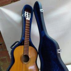 Instrumentos musicales: ESPECTACULAR GUITARRA ANTIGUA VICENTE SANCHÍS. Lote 191114022