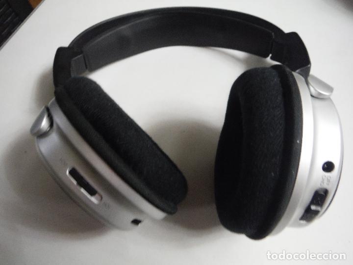 CASCOS AURICULARES SONY STEREO HEADPHONES MDR-RF800R (Música - Instrumentos Musicales - Accesorios)