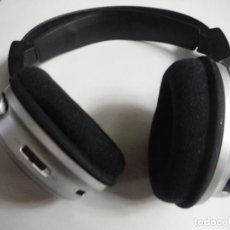 Instrumentos musicales: CASCOS AURICULARES SONY STEREO HEADPHONES MDR-RF800R. Lote 191148516