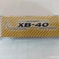 Instrumentos musicales: M.HOHNER/XB-40/1101/40 BB/ARMONICA NUEVA SIN USO.. Lote 191498421