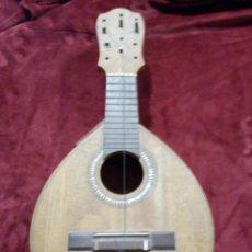 Instrumentos musicales: MANDOLINA ANTIGUA TELESFORO JULVE.. Lote 191514553
