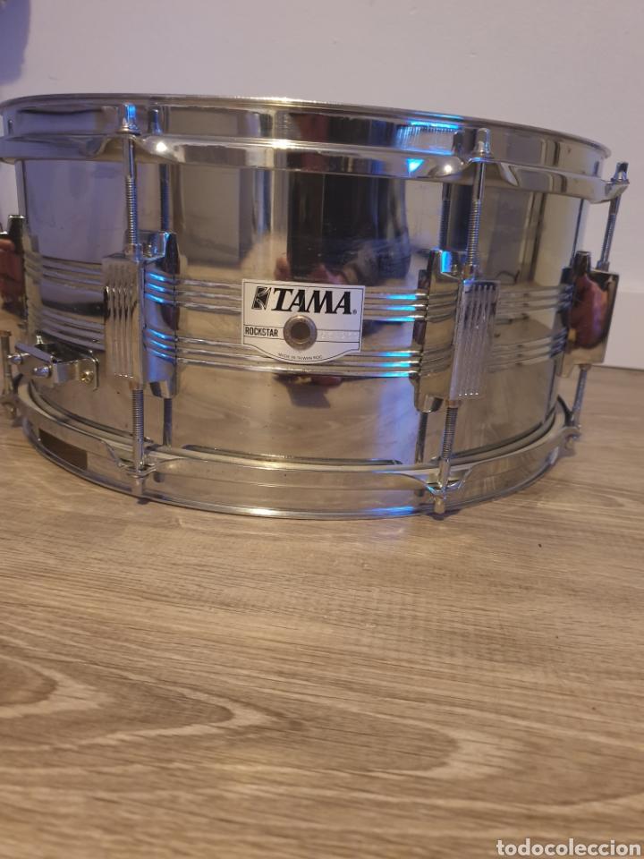 Instrumentos musicales: Caja tama de 14 rokstar años 80 - Foto 2 - 191645978
