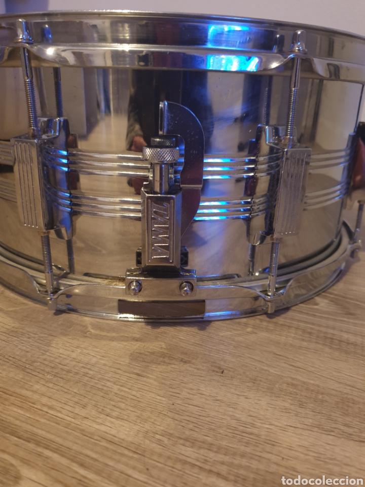 Instrumentos musicales: Caja tama de 14 rokstar años 80 - Foto 3 - 191645978