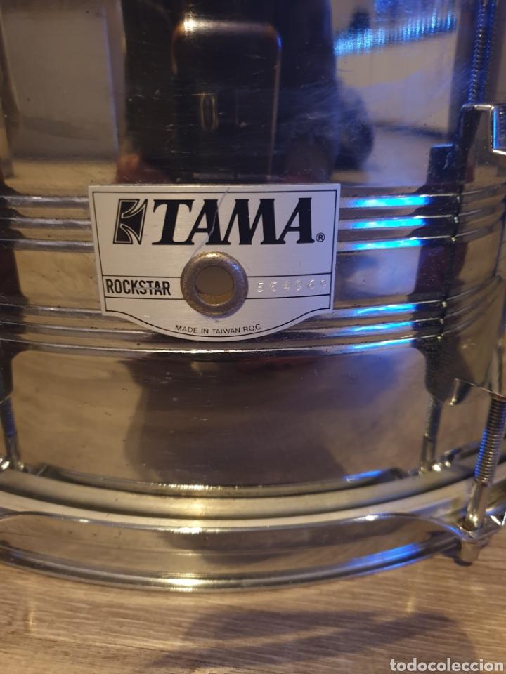 Instrumentos musicales: Caja tama de 14 rokstar años 80 - Foto 4 - 191645978