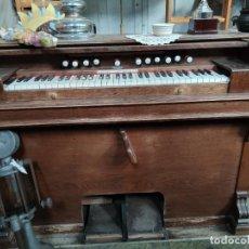Instrumentos Musicais: ANTIGUO PIANO ORGANO. Lote 191673931