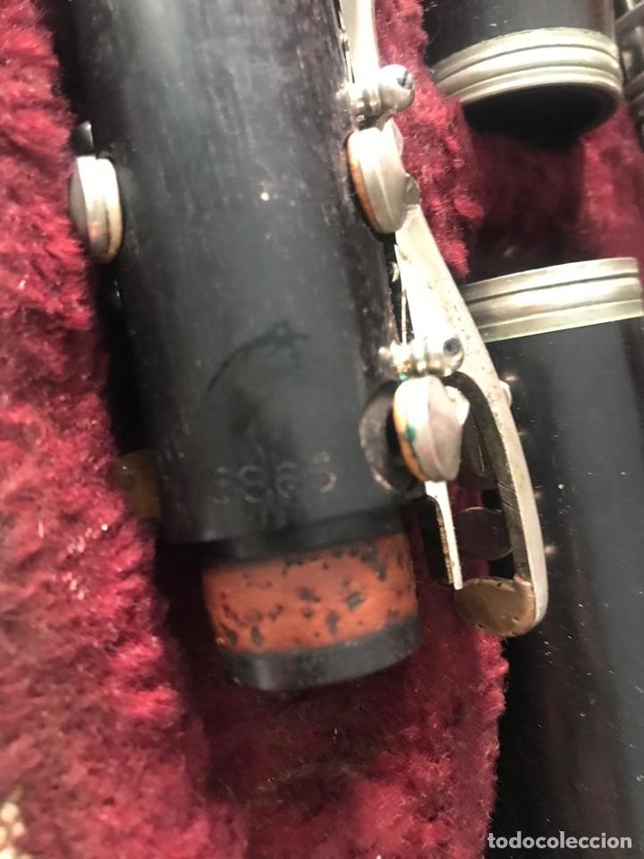 Instrumentos musicales: Clarinete marca Selmer - Foto 9 - 191694646