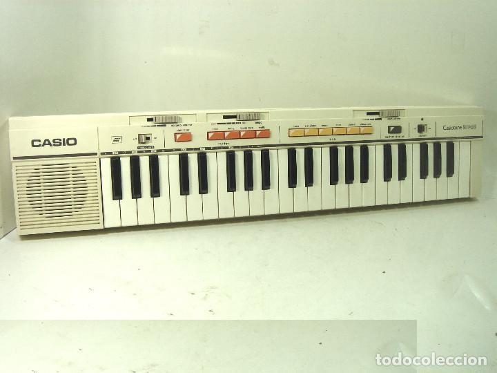 Instrumentos musicales: DIFICIL TECLADO ELECTRONICO - CASIO MT-35 JAPAN AÑOS 80 ¡¡FUNCIONANDO¡- CASIOTONE MT35 ORGANO PIANO - Foto 7 - 219378258