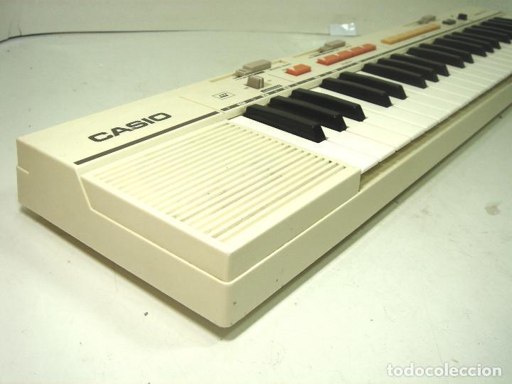 Instrumentos musicales: DIFICIL TECLADO ELECTRONICO - CASIO MT-35 JAPAN AÑOS 80 ¡¡FUNCIONANDO¡- CASIOTONE MT35 ORGANO PIANO - Foto 8 - 219378258