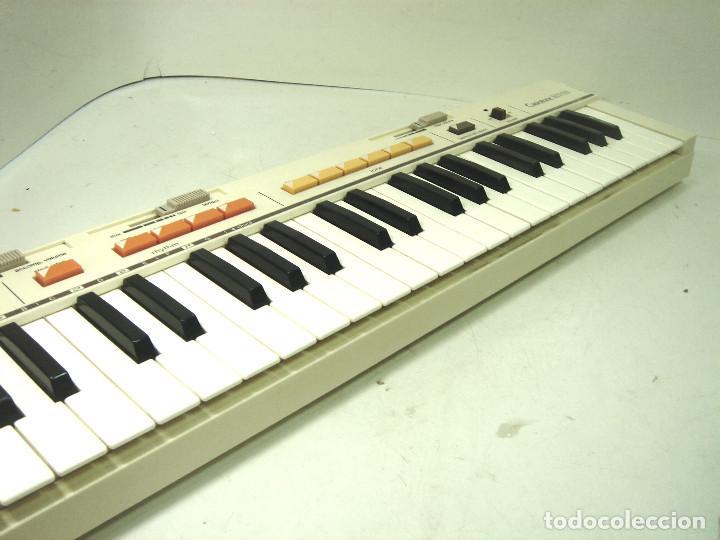 Instrumentos musicales: DIFICIL TECLADO ELECTRONICO - CASIO MT-35 JAPAN AÑOS 80 ¡¡FUNCIONANDO¡- CASIOTONE MT35 ORGANO PIANO - Foto 9 - 219378258