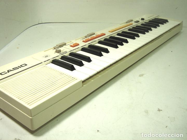 Instrumentos musicales: DIFICIL TECLADO ELECTRONICO - CASIO MT-35 JAPAN AÑOS 80 ¡¡FUNCIONANDO¡- CASIOTONE MT35 ORGANO PIANO - Foto 13 - 219378258