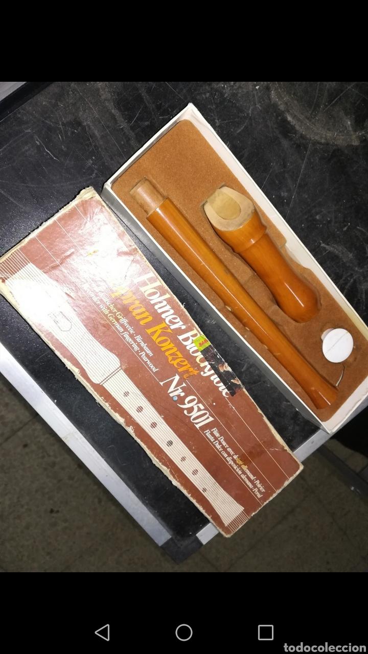 FLAUTA (Música - Instrumentos Musicales - Viento Madera)