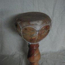 Instrumentos musicales: TAMBOR AFRICANO EN PERFECTO ESTADO - DJEMBÉ DE CERÁMICA. Lote 192340421