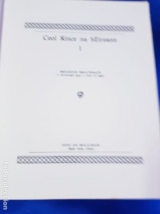 Instrumentos musicales: LIBRO/CUADERNO-CEOL RINCENA HÉIREANN-CUID 1-BREANDAN BREATHNACH-AN GUM-VER FOTOS - Foto 7 - 192398130